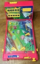 Vintage Space Attack Pinball Radio Shack Legs And Manual Sealed In Plastic
