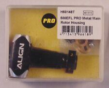 ALIGN T-REX 500EFL PRO Metal Main Rotor Housing H50148 NIP