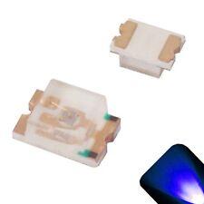 100 x LED 0805 Blue SMD LEDs SMT Lights Super Ultra Bright Car Models RC PC Xbox