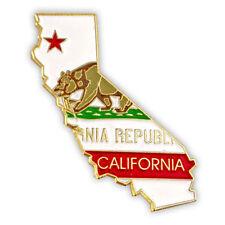 NEW Classy CA Lapel Tie Pin CALIFORNIA coto de caza country club covina NICE!!!!