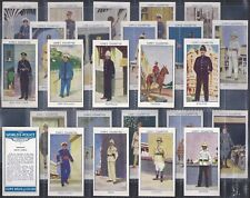 COPE COPES-FULL SET- THE WORLDS POLICE (25 CARDS) - EXC