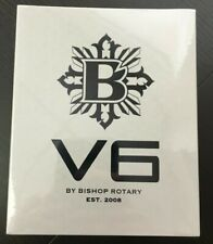 BISHOP ROTARY V6 TATTOO MACHINE CC/3.5 - BRAND NEW