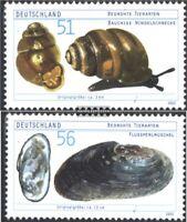 BRD (BR.Deutschland) 2265-2266 (kompl.Ausg.) gestempelt 2002 Bedrohte Tierarten
