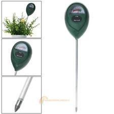 Soil Plants Flowers Moisture Meter pH Light Measure Tester hydroponics Analyzer