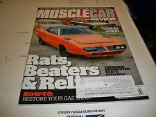 MUSCLE CAR REVIEW FEB. 2013