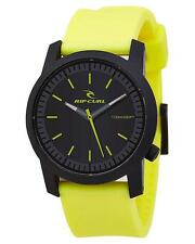 Silicone/Rubber Case Unisex RIP CURL Wristwatches