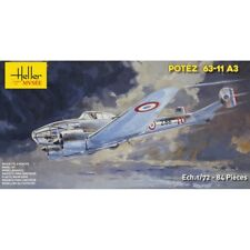 Heller 1/72 Potez 63-11 A3 Musee Special Edition # 80313