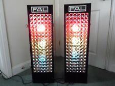 More details for retro / vintage disco lights - fal 3 channel sound-to-light