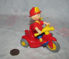 2002 PBS Little Tikes Cinar Caillou Figure Rescue Adventure Firetrike Tricycle