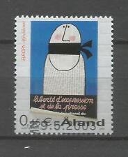 CEPT/Europa 2003 Aland Gest.