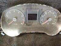 2013 2014 Volkswagen Jetta Speedometer Cluster Odometer Instrument OEM #K53