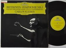 KLEIBER Beethoven Symphony No. 5 DG 2530 516 Stereo LP NM