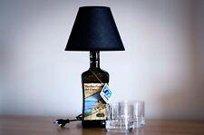 Lampada artigianale bottiglia Amaro del capo - Jack Daniel's