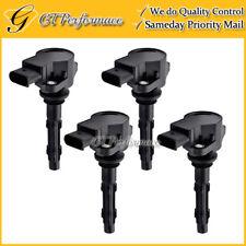 OEM Quality Ignition Coil 4PCS Mercedes-Benz C230 C350 CL550/ Sprinter 2(3)500