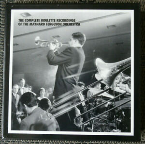 MOSAIC MQ14-156 The Complete Roulette MAYNARD FERGUSON 14 LP boxed set LIMITED