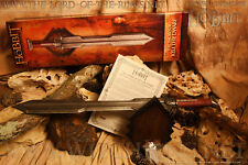 Sword of Kili, The Hobbit, United Cutlery, UC2952, Lord of the Ring, Thorin rare