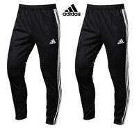 Adidas Mens Football Training Pants Tango Tracksuit Bottoms Trousers Black