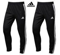 Adidas Mens Football Training Pants Tango Tracksuit Bottoms Trousers Black