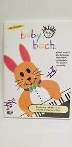 Baby Bach (DVD, 2002) EXCELLENT CONDITION!! Great Shape!!