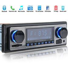 Bluetooth MP3 Player USB AUX Pandora Car Stereo USB FM Radio In Dash Receiver AU