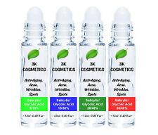 Roll-On Salicylic Acid - Glycolic Acid Combination Skin Peel - Acne, Rollerball