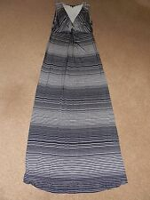 Linea Sleeveless Viscose Blend Long Dress    Size 10