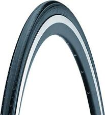 2 X Kenda K191 650 X 23C Slick Tread Wire Bead Road Racing Bike Tyre Black KT72