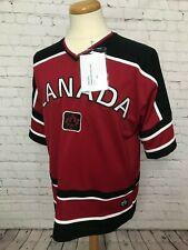 CANADIAN HOCKEY OLYMPIC Men's Small Jersey