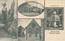 Erster Weltkrieg (1914-18) Ansichtskarten aus Deutschland für Straßenbahn
