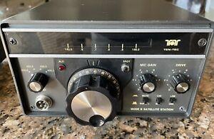 Ten Tec 2510 Amateur Satellite Transverter, SSB CW, works