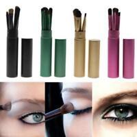 Women's 5PCS Eye Makeup Brushes Set Eyeliner Eyeshadow Blending Brush Tools SA