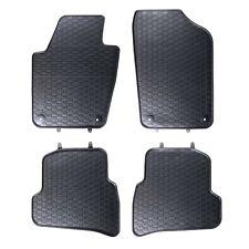4-Set di parti Tappetini in Gomma Tappetini 1.5 cm bordo-si adatta per-SEAT Tarraco a partire dal 2018