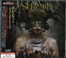 SERENITY-WAR OF AGES-JAPAN CD BONUS TRACK F75