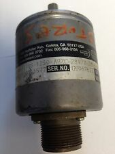 USED BEI H25E-F1-SS-1250-ABZC-28V/V-EM18-S ,924-01002-1577  ROTARY ENCODER DE