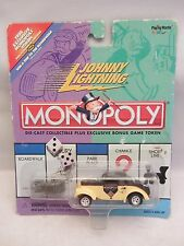 Johnny Lightning  2000 Monopoly  Willys  Vintage Monopoly   NOC  (5D5)