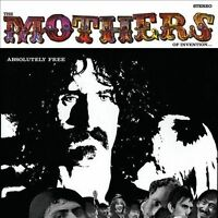 FRANK ZAPPA/THE MOTHERS OF INVENTION Absolutely Free CD BRAND NEW