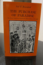 The Purchase of Paradise: Gift Giving and the Aristocracy, 1307-1485 by Joel...