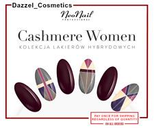 NeoNail Lakiery Hybrydowe Cashmere Women UV Hybrid Nail Polish 7,2ml
