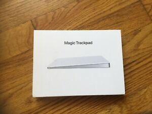 Apple Magic Trackpad 2 - BOX ONLY - Instructions included