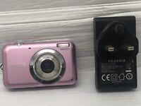 Fujifilm Finepix JV160 14 Megapixels Digital Camera Pink