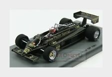 Lotus F1 87 #12 Us Gp 1981 N.Mansell Black SPARK 1:43 S5358
