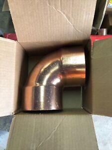 """NIBCO 6"""" Copper 90 degree Elbow"""