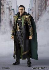 Marvel Avengers Endgame Tom Hiddleston As Loki Bandai Tamashi S.H.Figuarts