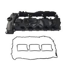 OE Quality New Engine Valve Cover W/ Gasket For BMW 335i 640i 740i X3 X5 X6