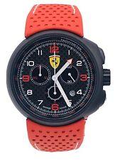 Watch Scuderia Ferrari Chrono Swiss Made FE10KRDP/495 44mm on sale New