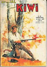 Spécial Kiwi N°40 - Ed. Lug - 15 Août 1969 - ABE