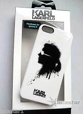 Carcasa iPhone 5 KARL Lagerfeld Blanca Gaffiti