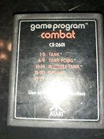 Combat (Atari 2600, 1978) *BUY 2 GET 1 FREE +FREE SHIPPING*