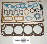 Ford Pinto SOHC Cylinder Head Gasket Set 2.0 (Early Engines) - Capri Cortina