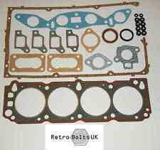 Ford Pinto SOHC Cylinder Head Gasket Set 2.0 (Early Engines) - Mk1 Mk2 Escort